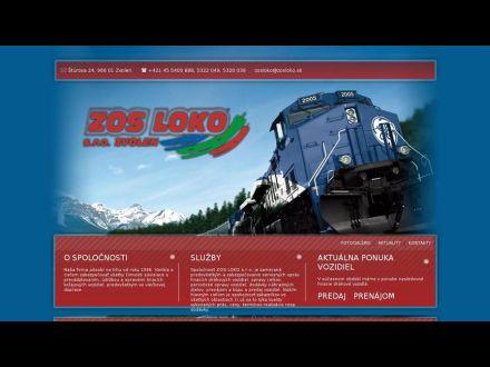 www.zosloko.sk