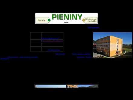 www.pieniny.sk/ubytovna.html