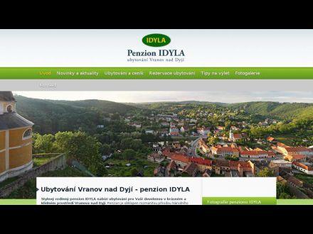 www.pension-idyla.cz