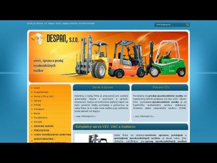 www.despan.sk
