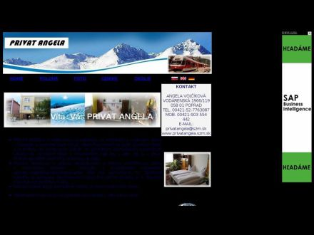 www.privatangela.szm.sk