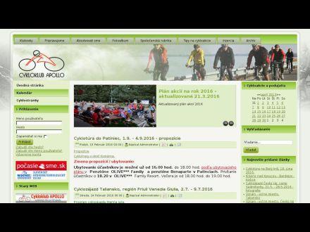 www.cykloapollo.sk