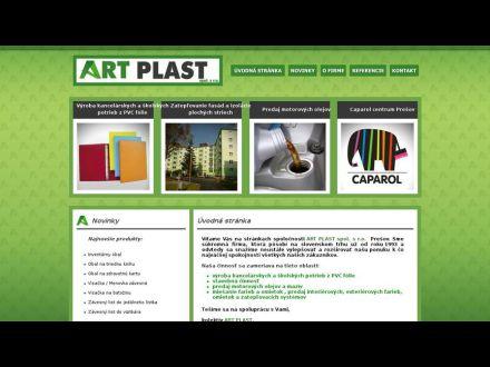www.artplast.sk