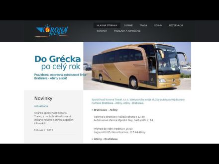 www.koronatravel.sk