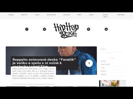 www.hiphopstage.cz