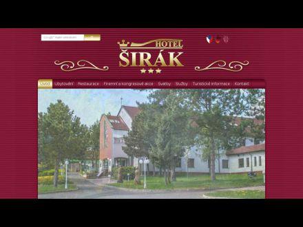 www.hotel-sirak.cz