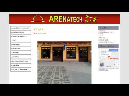 www.arenatech.sk