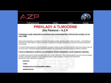 www.azp-preklady.sk