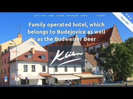 www.hotelklika.cz