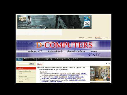 www.d-computers.sk