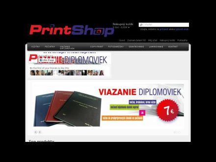 www.eprintshop.sk