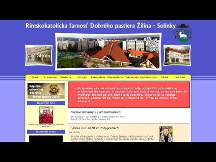www.farnost.solinky.sk