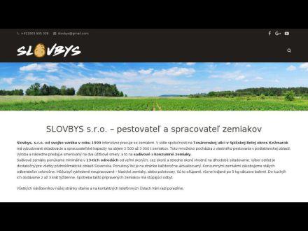 www.slovbys.sk