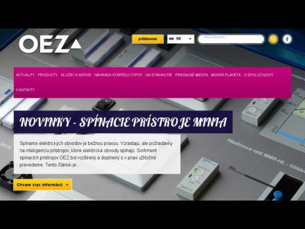 www.oez.sk