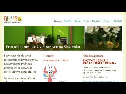 www.bemba.eu