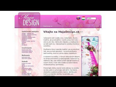www.majadesign.sk