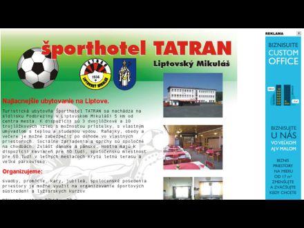 www.sporthotel.lm.szm.sk