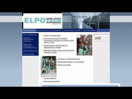 www.elpotech.sk