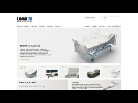 www.linak.cz