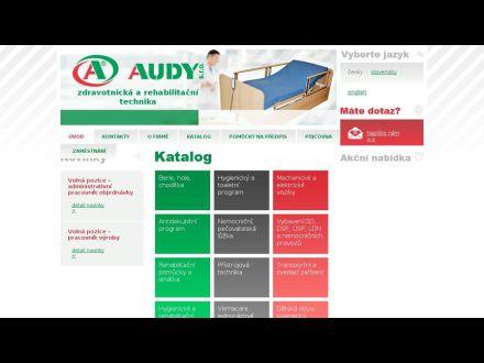 www.audy.eu