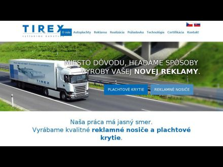 www.tirexautoplachty.sk