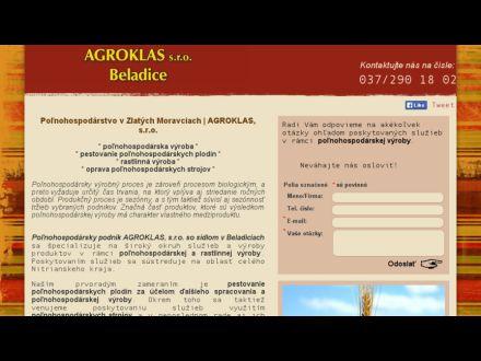 www.agroklas.sk