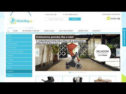 www.kociky.sk