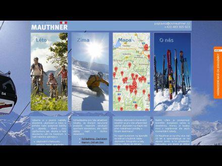 www.mauthner.cz