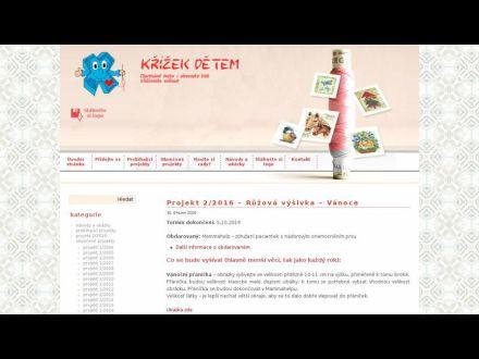 www.krizekdetem.klubvysivani.cz