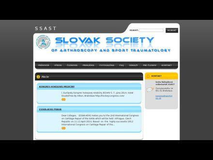 www.ssast.webnode.sk
