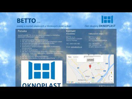 www.betto.sk