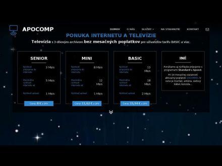 www.apocomp.sk