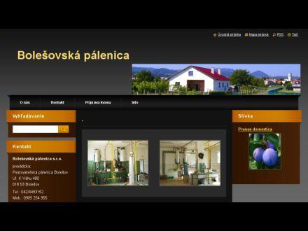 www.bolesovskapalenica.com