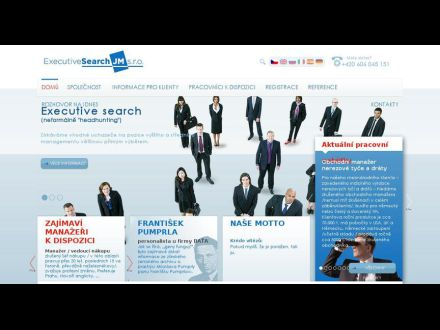 www.executivesearchjm.cz