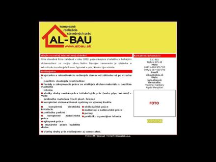 www.albau.sk