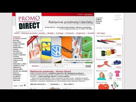 www.promodirect.sk