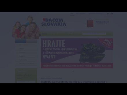 www.dacomslovakia.sk