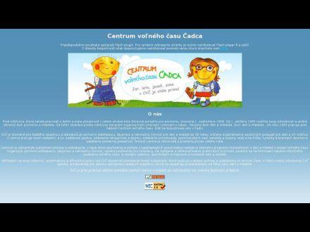 www.cvccadca.sk