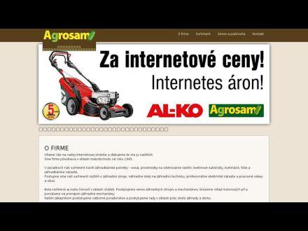 www.agrosam.sk