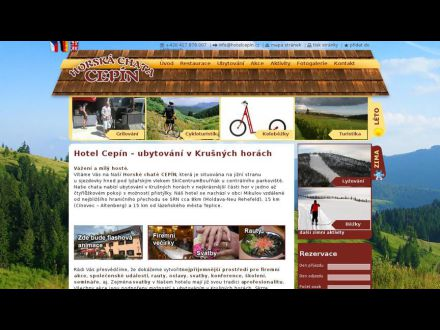 www.hotelcepin.cz