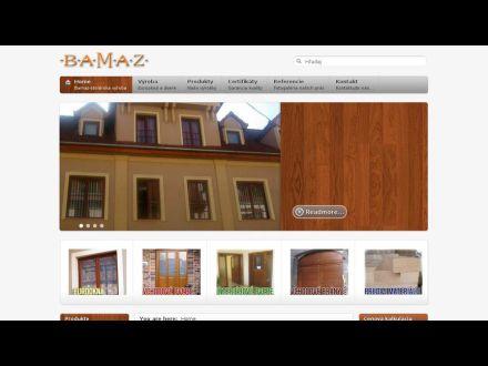 www.bamaz.sk