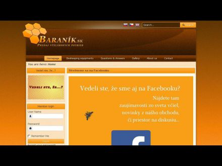 www.baranik.sk