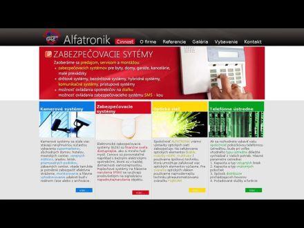 www.alfatronik.sk