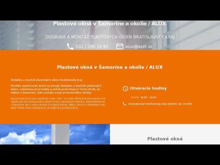 www.okna-alux.sk