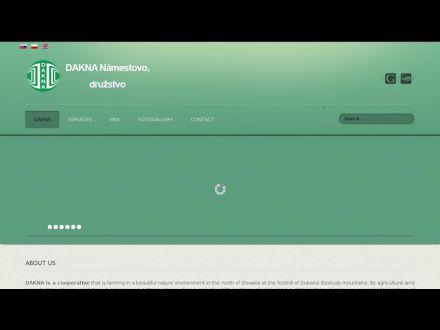 www.dakna.sk