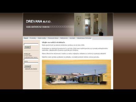www.drevana.sk