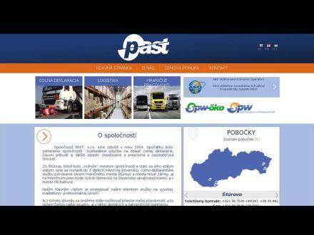 www.past.sk