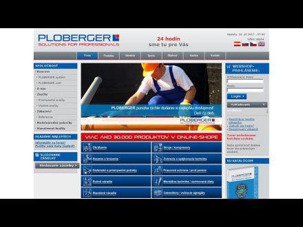 www.ploberger.sk