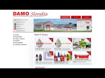 www.damoslovakia.sk