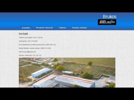 www.brukos.sk